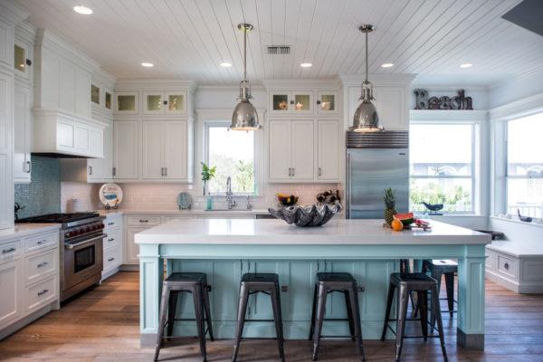 Come trasformare una cucina in stile shabby chic - Blospot